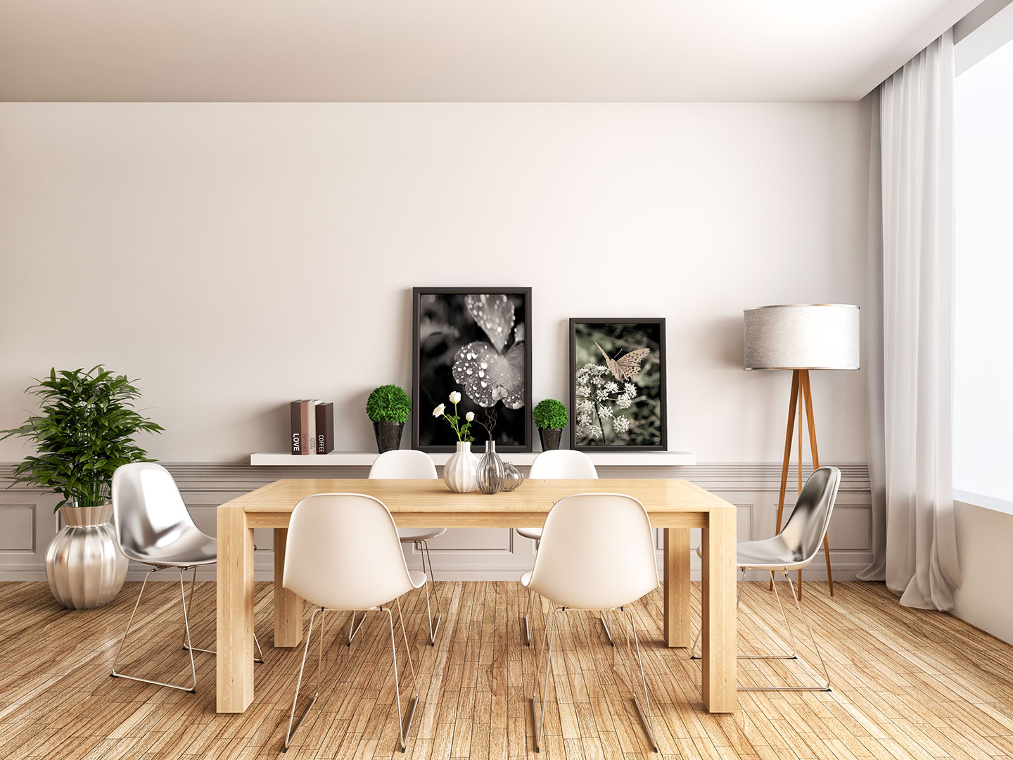 Image of dining room - The RW Real Estate Team