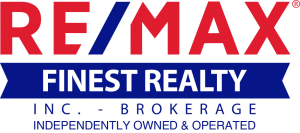 Remax Finest Realty logo - The RW Real Estate Team